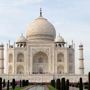 Taj Mahal - The Marble Wonder