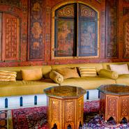 How To Set Up Majlis Ambience At Home With Natural Stones?