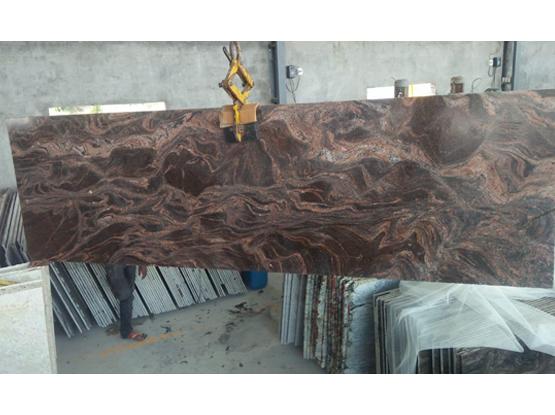 Black Paradiso Granite Stone