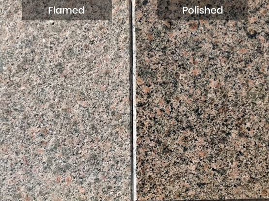 Brown Pporphyry Granite