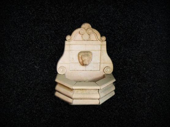 Wall Mounted Marble Fountain