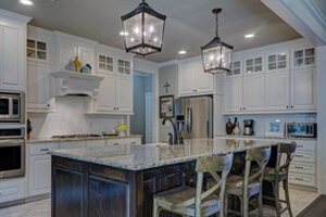 Natural Stone Designs For Convenient And Durable Kitchen