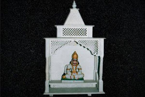 White Marble Temple For Worship Purpose In Your Home or Office