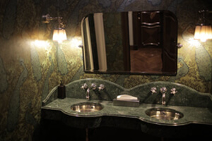 Add Natural Aesthetics To Interiors With Green Marble