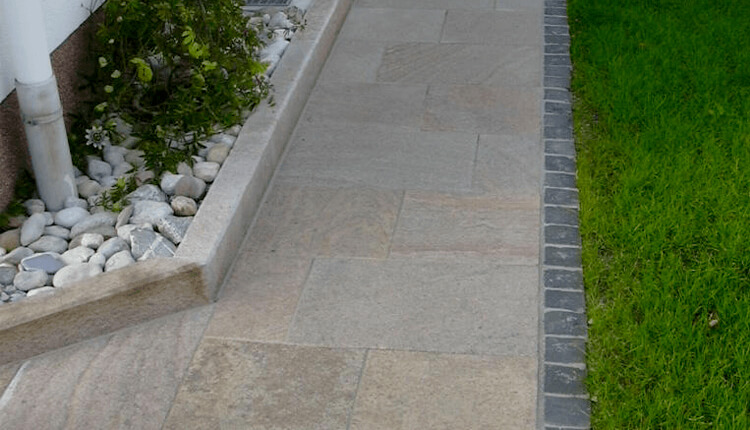 How To Enhance Your Garden With Natural Stone Walkways?