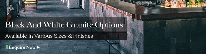 Black And White Granite Exporters From India