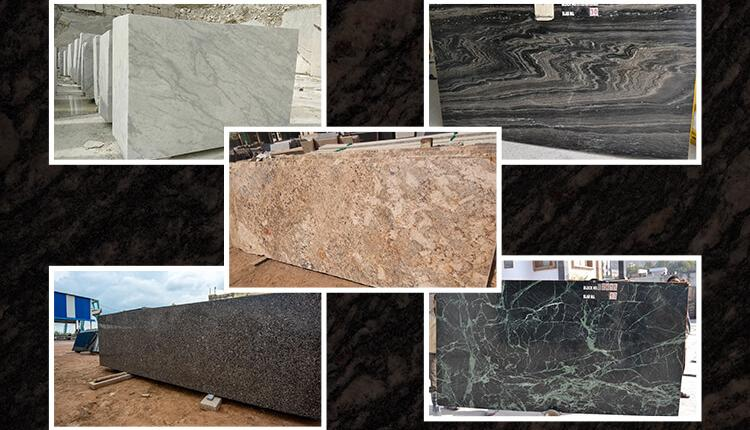 Eternal Collection of Marble & Granite at Quality Marble Exports