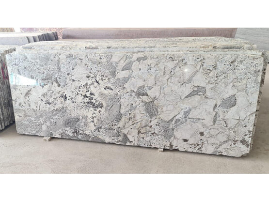 Azul White Granite