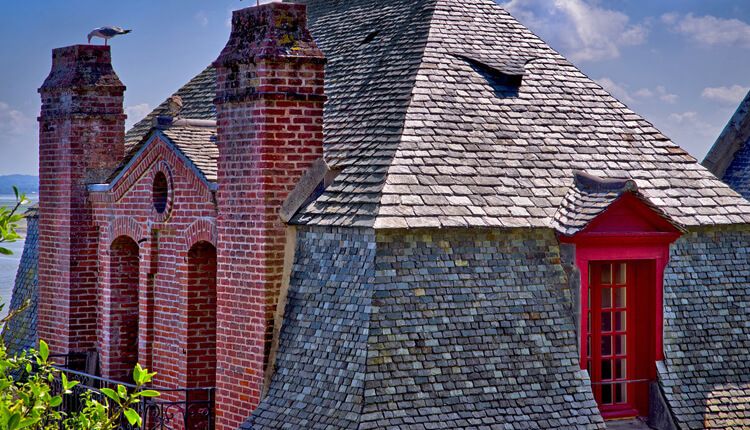 Design & Dynamics Of Slate Tile Roofing