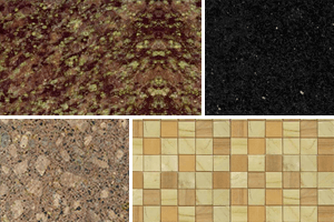 How Natural Stone Colours Delight Your Senses?