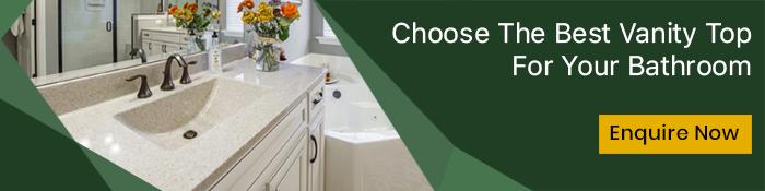 Vanity Top Options For Bathroom