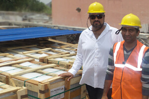 The Ready Stock at Quality Marble Exports