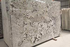 Alaska White Granite For Kitchen Space