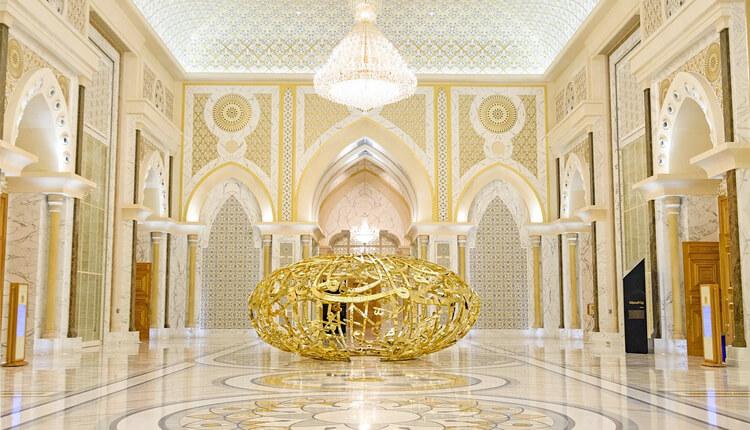 QM India Natural Stones - Key Trends In The Arab Interior Design