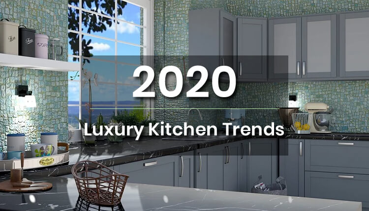 The Latest Kitchen Design Trends For 2020