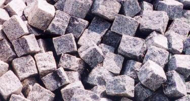 Natural Grey Cobblestone