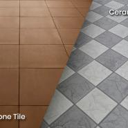 Natural Stone Beauty With Ceramic Touch
