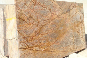 Rain Forest Marble Tiles & Slabs For Eye-catching Table Tops