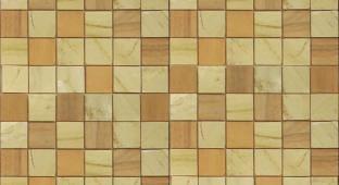Travertine Marble Mosaic
