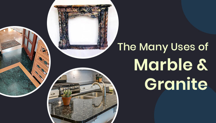 Marble And Granite Applications For Uplifting Interior Decor