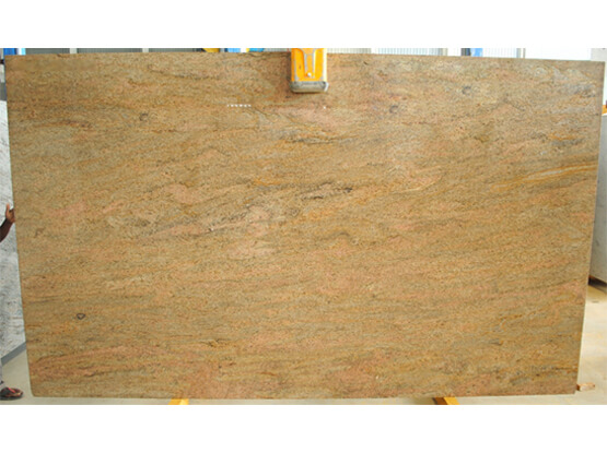 Kashmir Gold Granite Custom Slabs