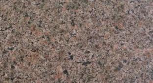 Jet Brown Granite