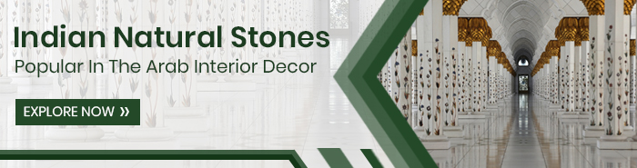Colors of Natural Stones That Can Be Found In Arab