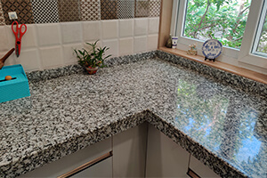 Platinum White Granite For Beautiful Kitchen Countertop