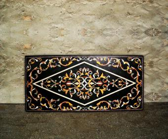 Traditional Rectangular Tabletop