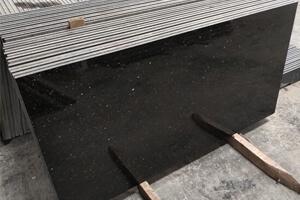 Achieve Bold Interiors With Black Granite