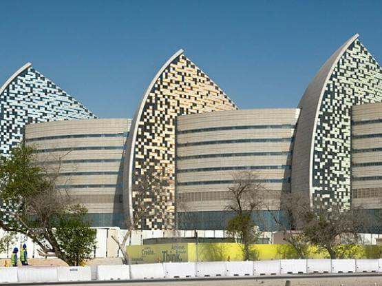 The SIDRA Medical & Research Centre