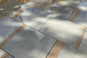 Decorate Your Patio & Pathway With Desert Camel Blasted Sandstone