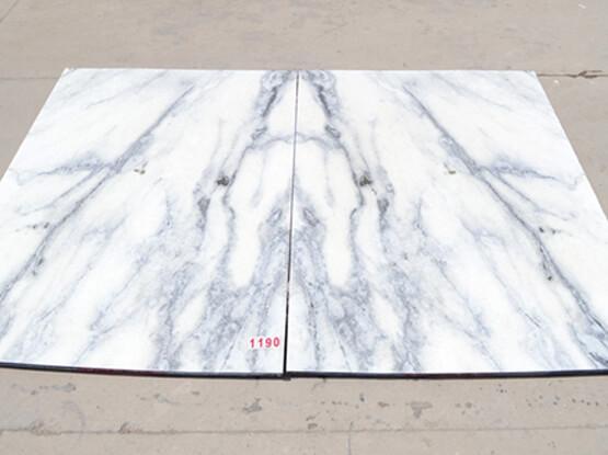 Amba White Marble