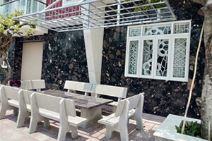 Black Granite Wall-cladding
