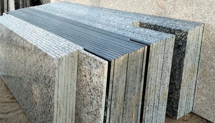 Different Types Of Natural Stone Edge Profiles