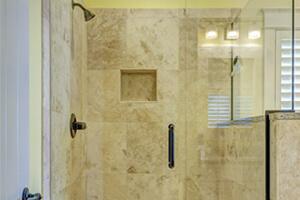 Use of Granite Tiles For Steam Shower