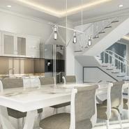 Unique Single Tone Interior Design Ideas