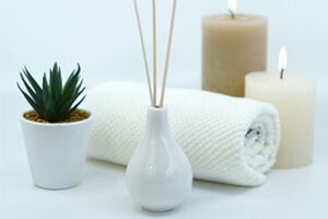 Add A Touch Of Traditional Elegance With White Marble