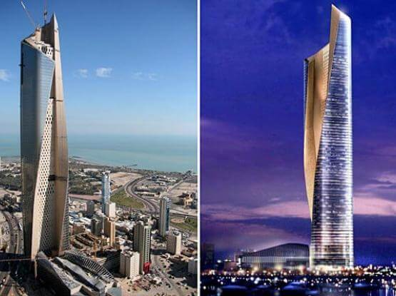 Al Hamra Tower / Sharq (Renovation)