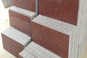 Long-lasting Imperial Red Granite Tiles at Quality Marble Exports