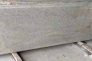 Honed White Granite Finish For A Unique Interior Look