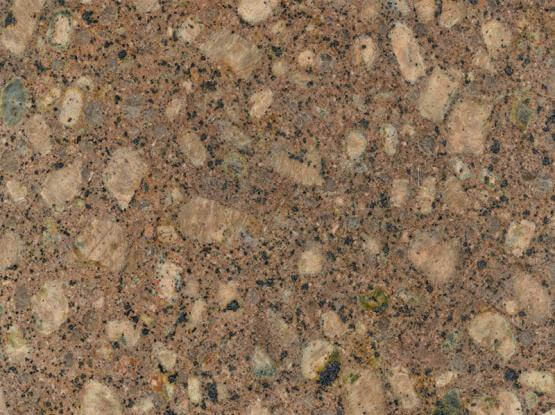 Copper Silk Beige Granite