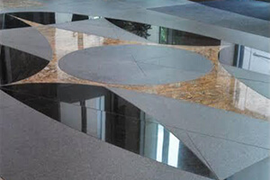 Durable And Resistant Granite Flooring