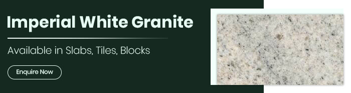 Imperial White Granite at The Top Granite Suppliers