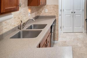 White Granite Kitchen Countertops - A Natural Showstopper