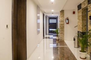 Polished Marble Flooring For Luxurious Interior Design