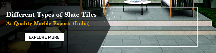 Natural Slate Tiles Suppliers From India