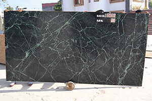 Spider Green Marble Slab For Natural Ambience