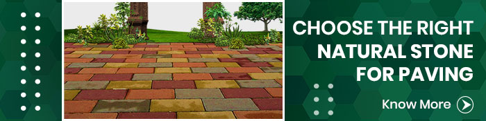 How Can Natural Stone Pavers Benefit Your Outdoor Space