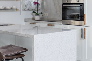 Imperial White Granite Kitchen Countertops